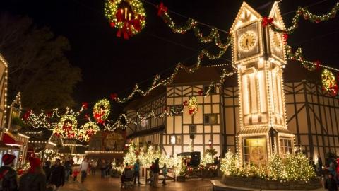 Busch Gardens' Christmas Town™ 2015