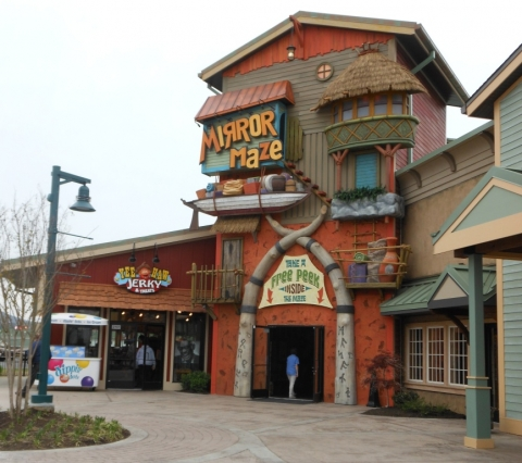 Top Five Must-Dos at The Island in Pigeon Forge.