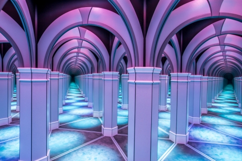 Mirror Mazes in Destin, Florida