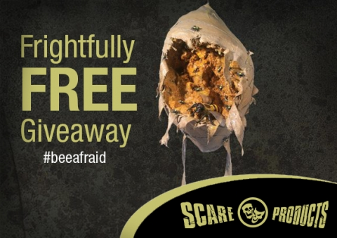 Frightfully FREE Giveaway