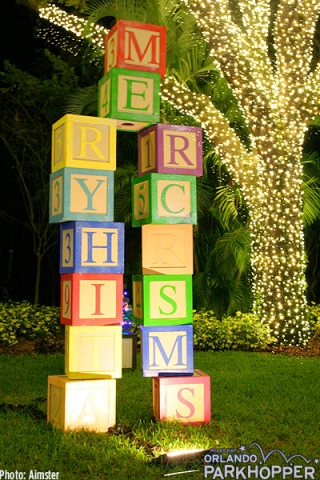 Christmas Town Busch Gardens Tampa