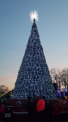 Six Flags Great Adventure: Holiday in the Park Review