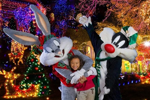 Holiday in the Park, Six Flags America