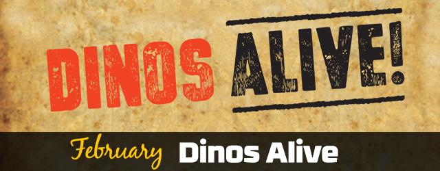 Dinos Alive – Lowry Park Zoo