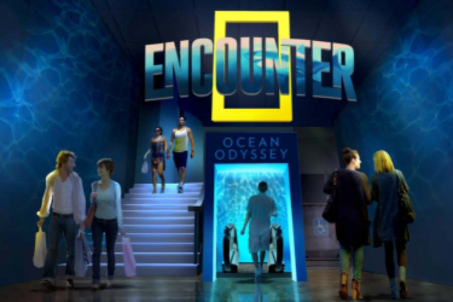 National Geographic – Encounter: Ocean Odyssey