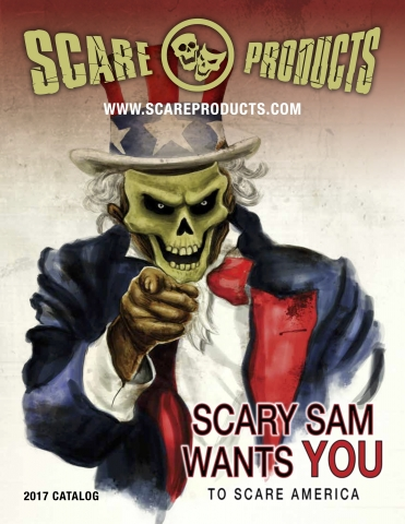 Transworld 2017 | New Scare Products Catalog