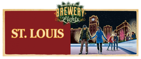 Anheuser-Busch Brewery Lights – St. Louis