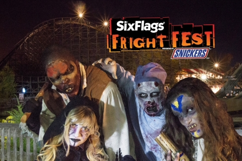 2017 Fright Fest at Six Flags St. Louis