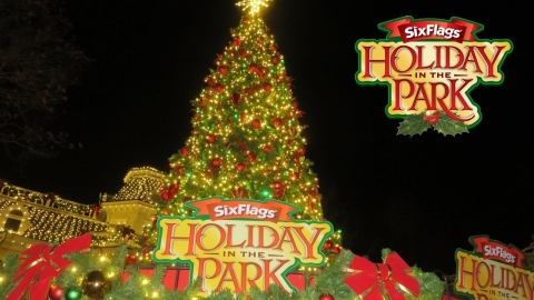 Holiday in The Park – Six Flags America