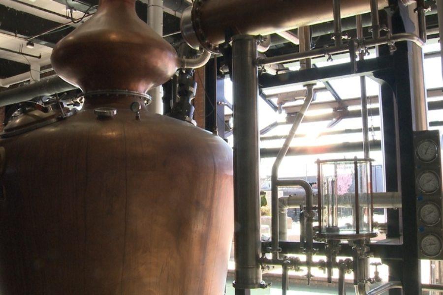 The Kentucky Bourbon Boom