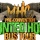 Midwest Haunters Convention Bus Tour 2018