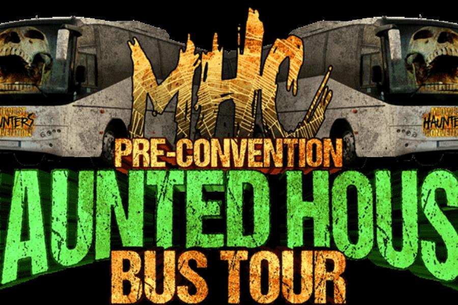 Midwest Haunters Convention Bus Tour 2018