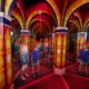 Big Top Mirror Maze in Niagara